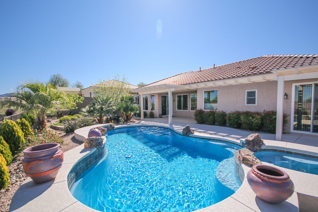 Sun City Anthem Pool Home With Casita