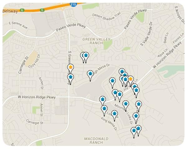 Sun City MacDonald Ranch Homes for Sale