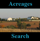 Search for that dream acreage hobby farm or land to build your Rochester MN dream home on
