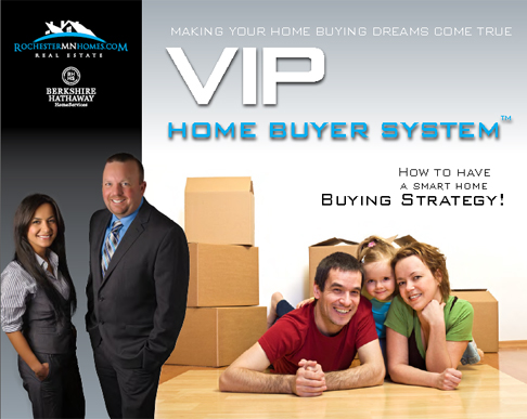 Rochester MN Homes Real Estate VIP Buyers Guide