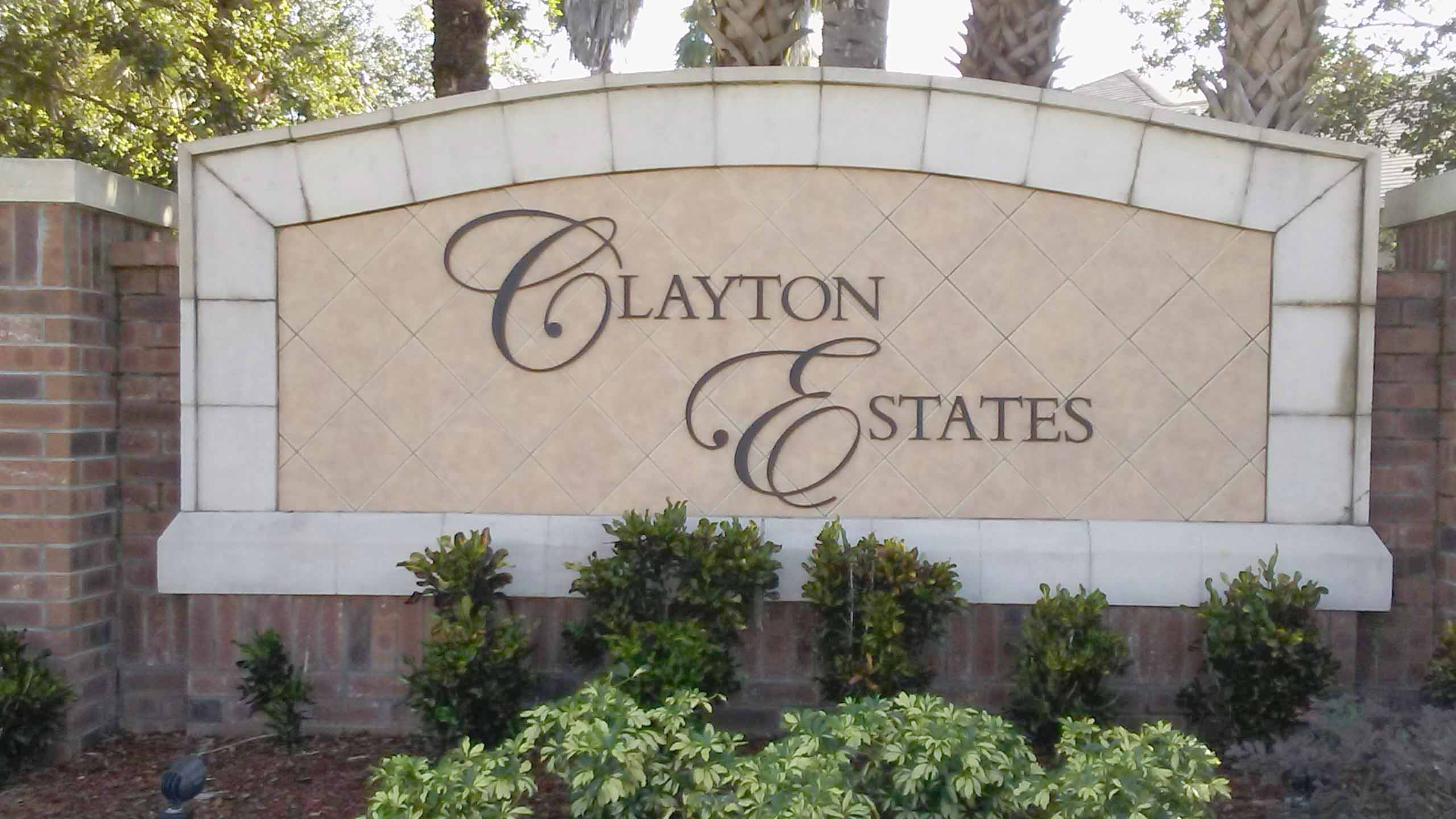 Clayton Estates, Apopka, Florida 32712