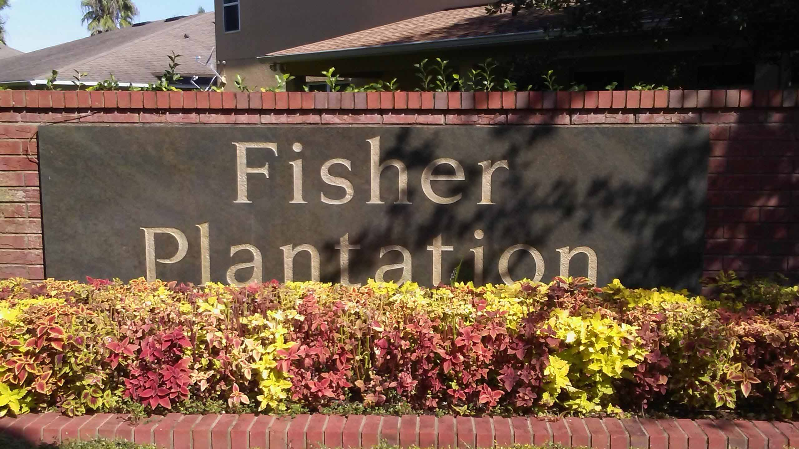 Fisher Plantation, Apopka, Florida 32712