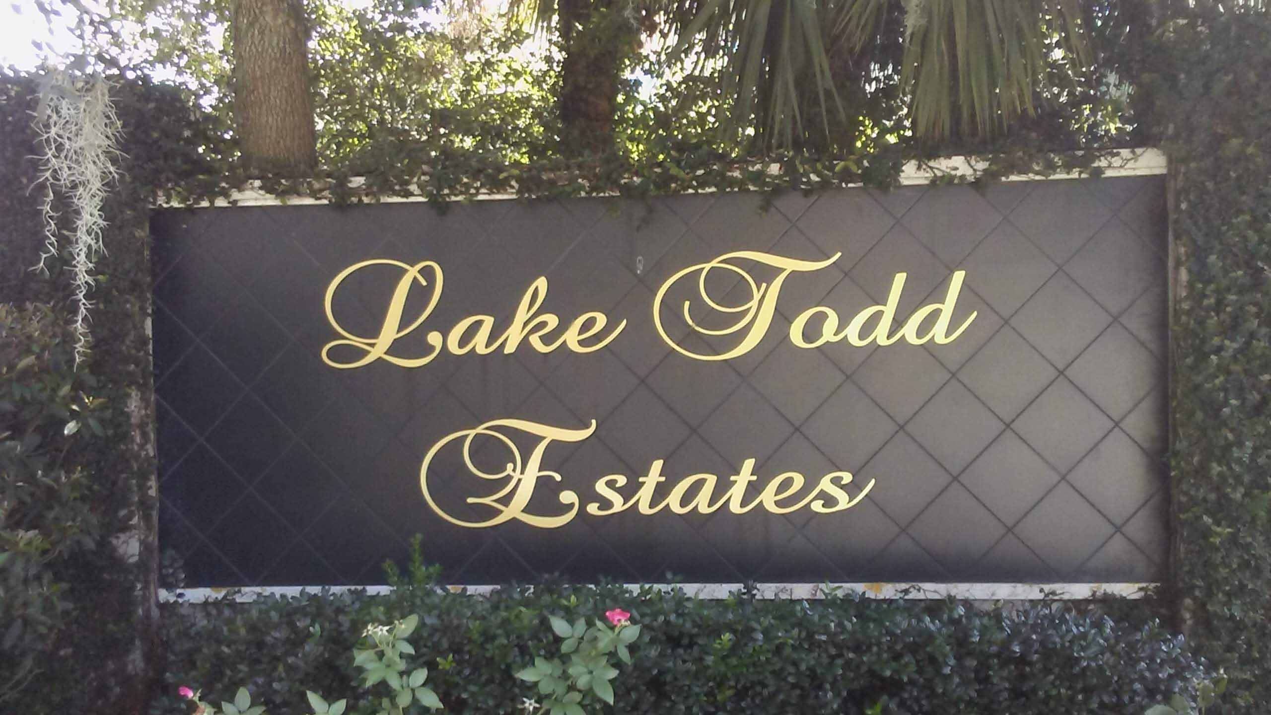 Lake Todd Estates, Apopka, Florida 32712