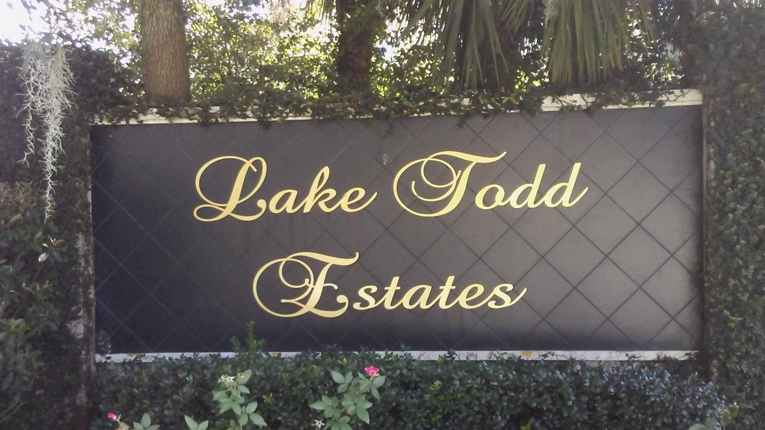 Lake Todd Estates, Apopka, Florida 32712