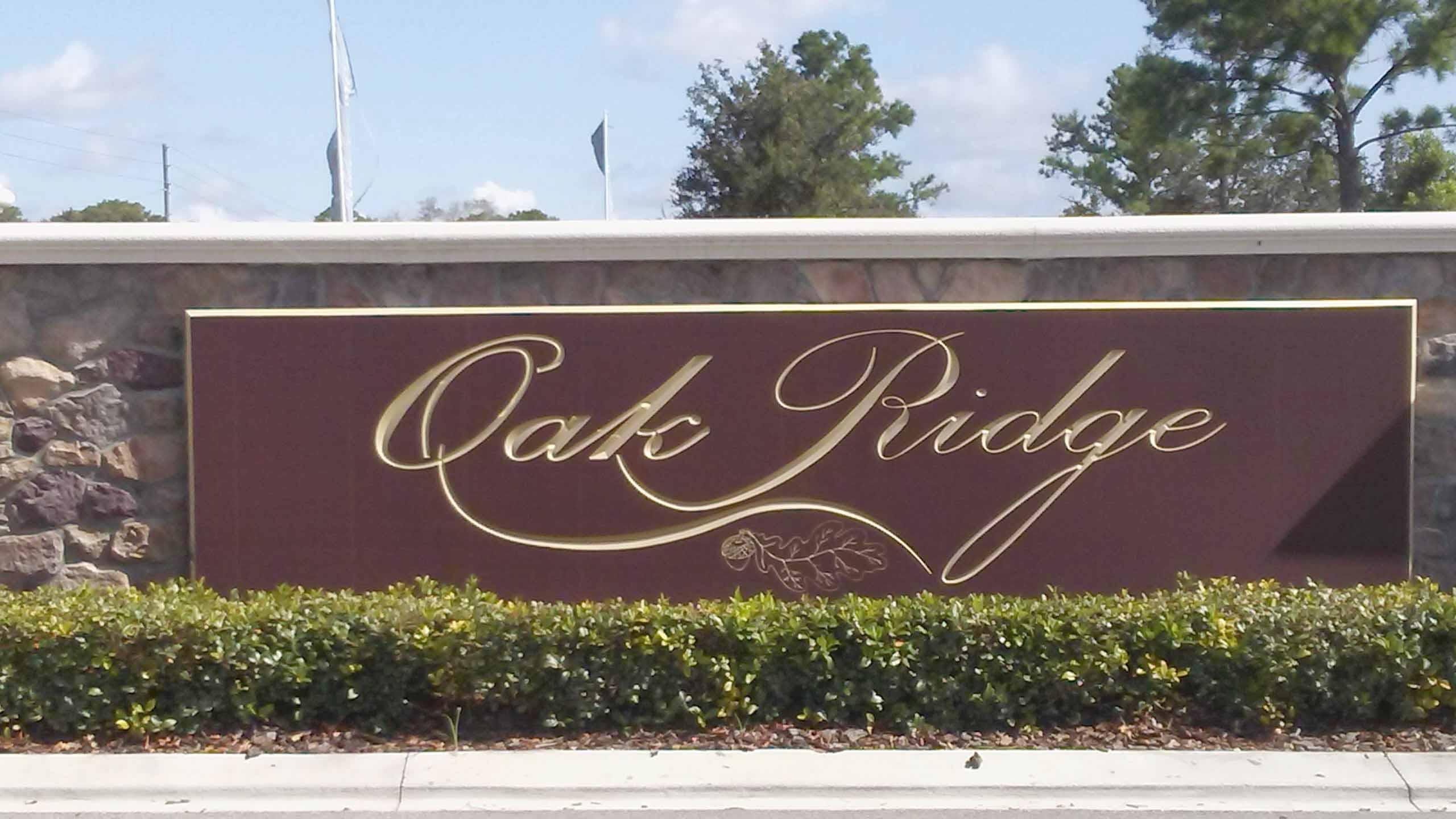 Oak Ridge, Apopka, Florida 32712