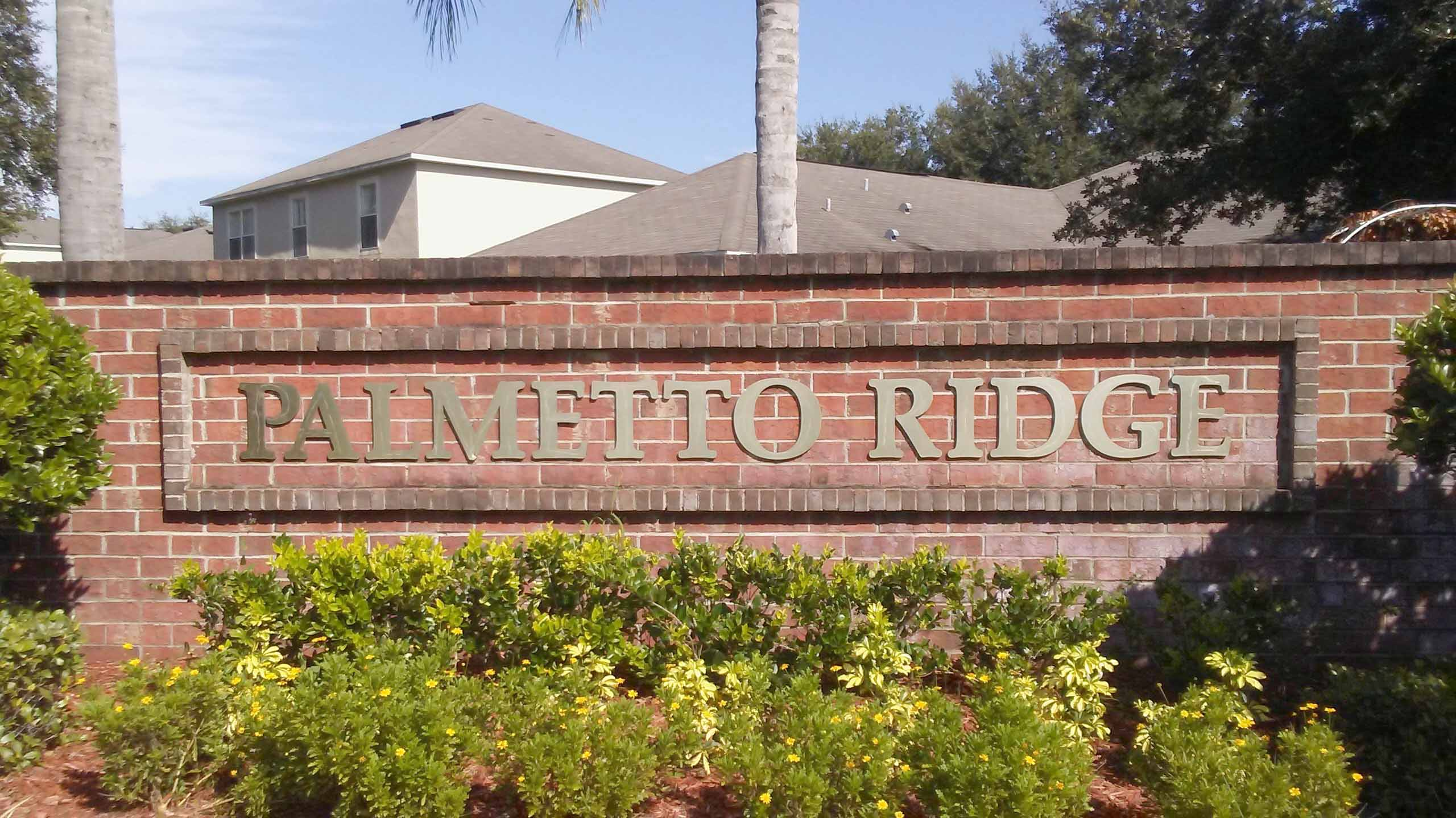 Palmetto Ridge, Apopka, Florida 32712