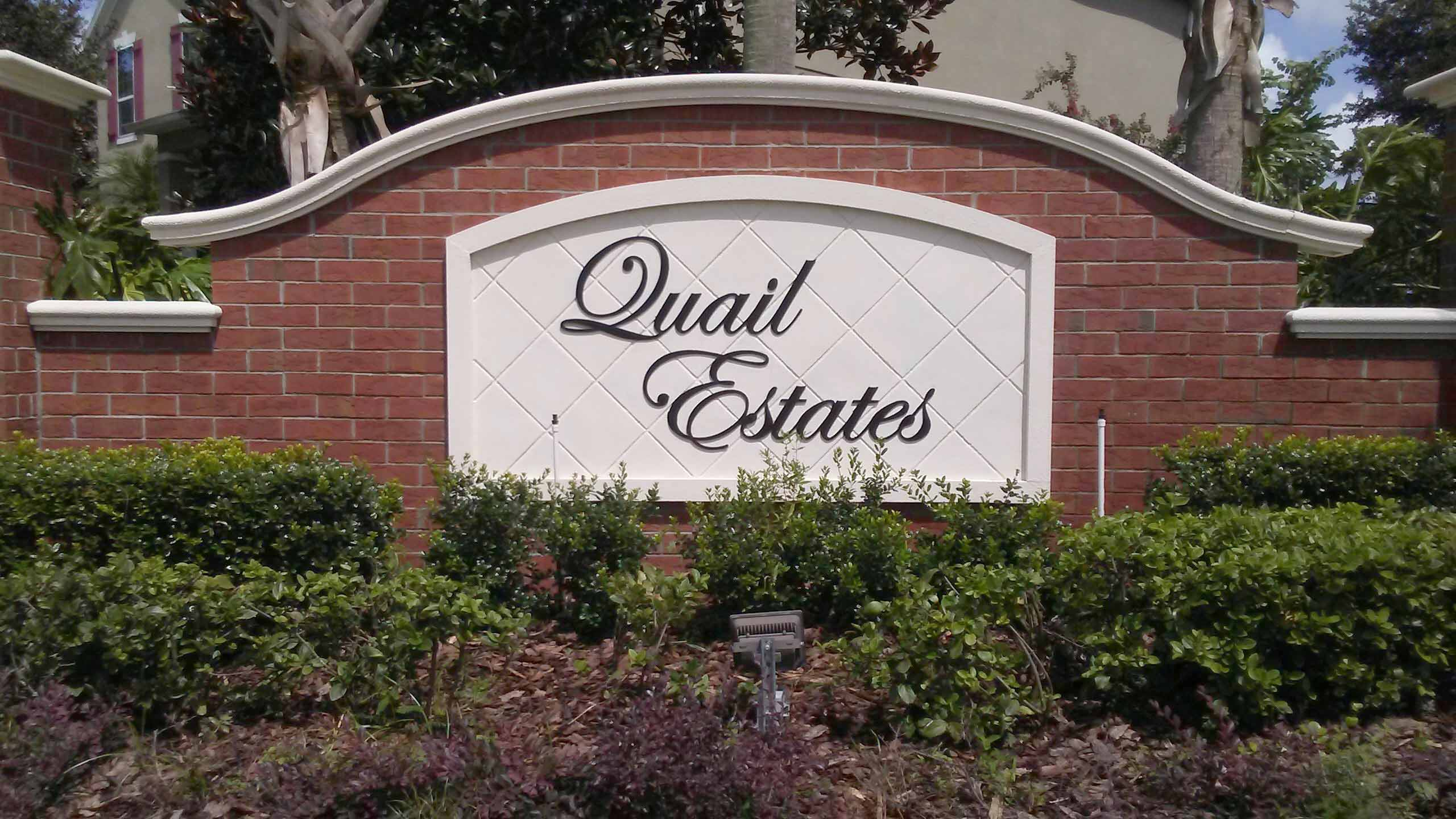 Quail Estates, Apopka, Florida 32712