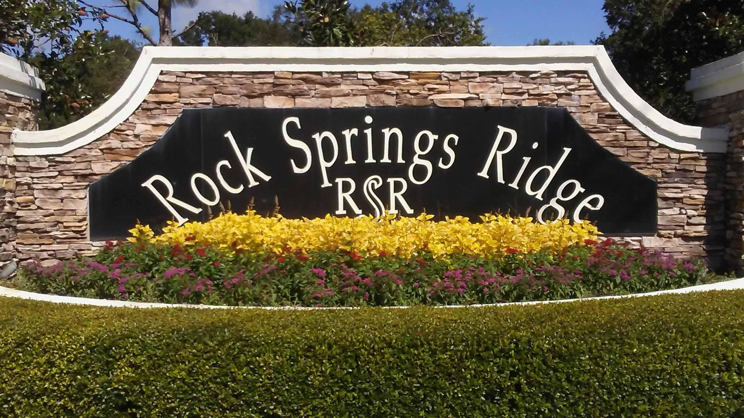 Rock Springs Ridge, Apopka, Florida 32712