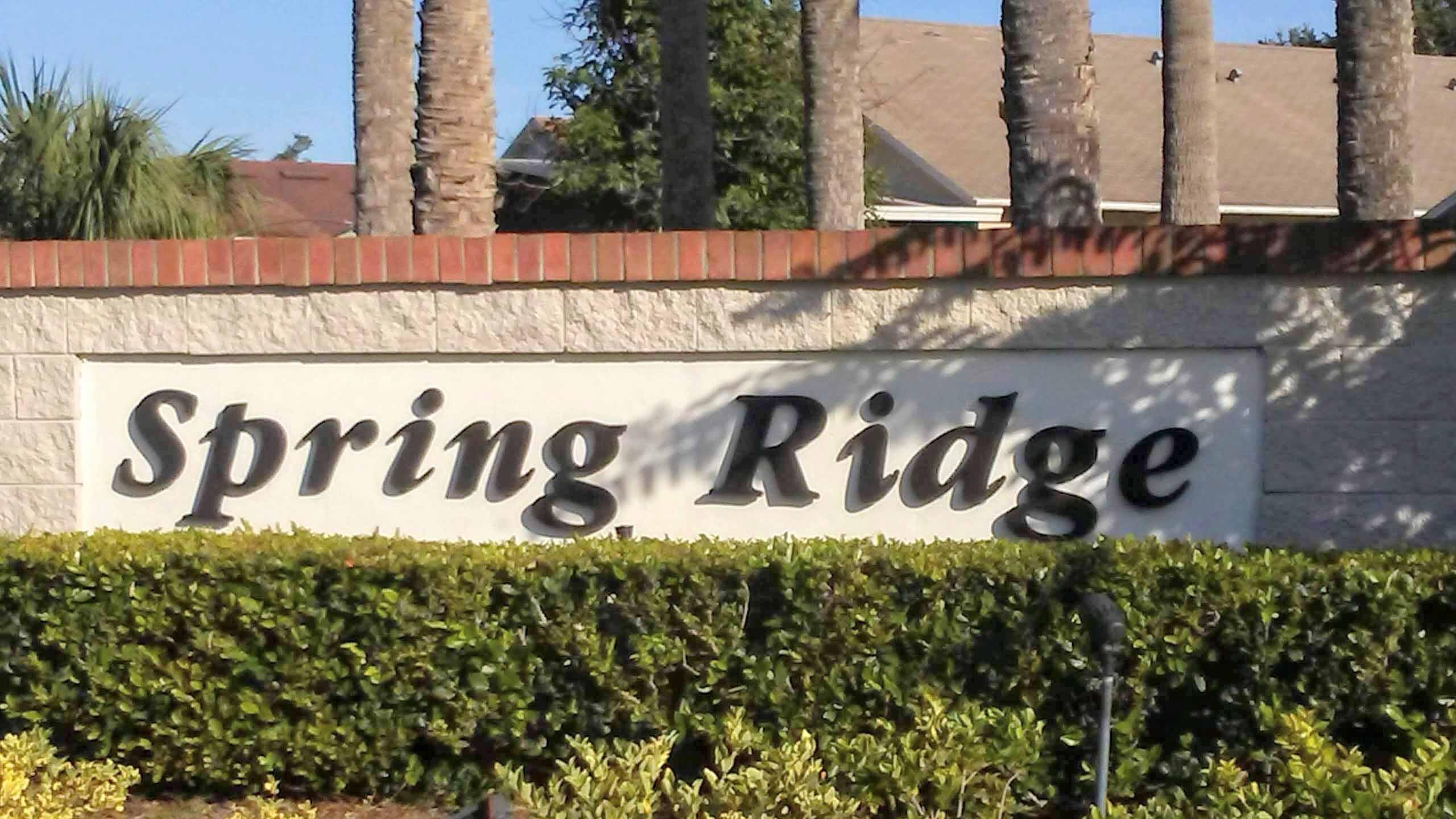 Spring Ridge, Apopka, Florida 32712