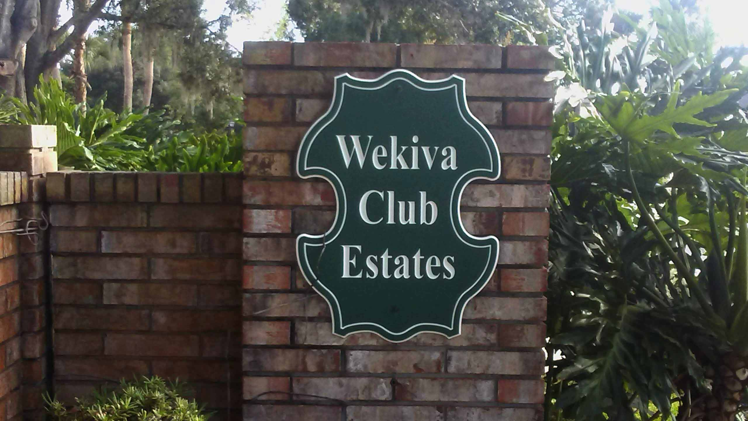 Wekiva Club, Longwood, Florida 32779
