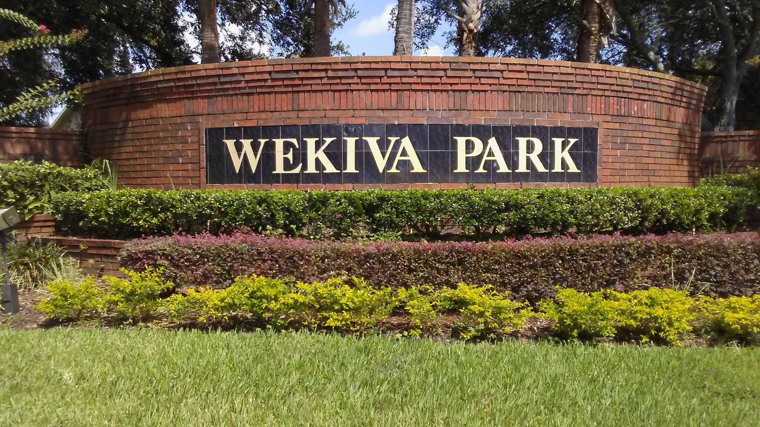 Wekiva Park, Apopka, Florida 32712