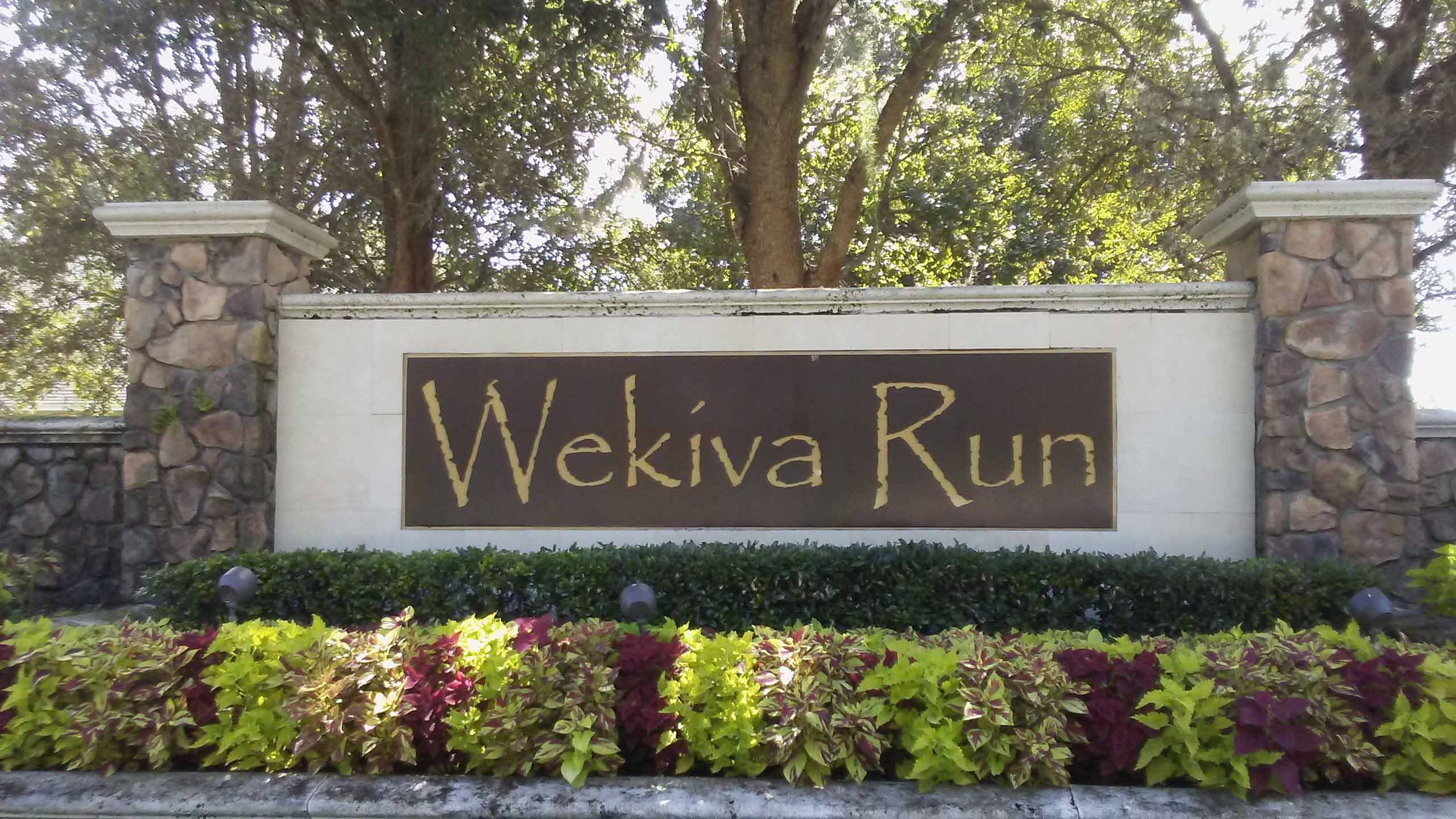 Wekiva Run, Apopka, Florida 32712