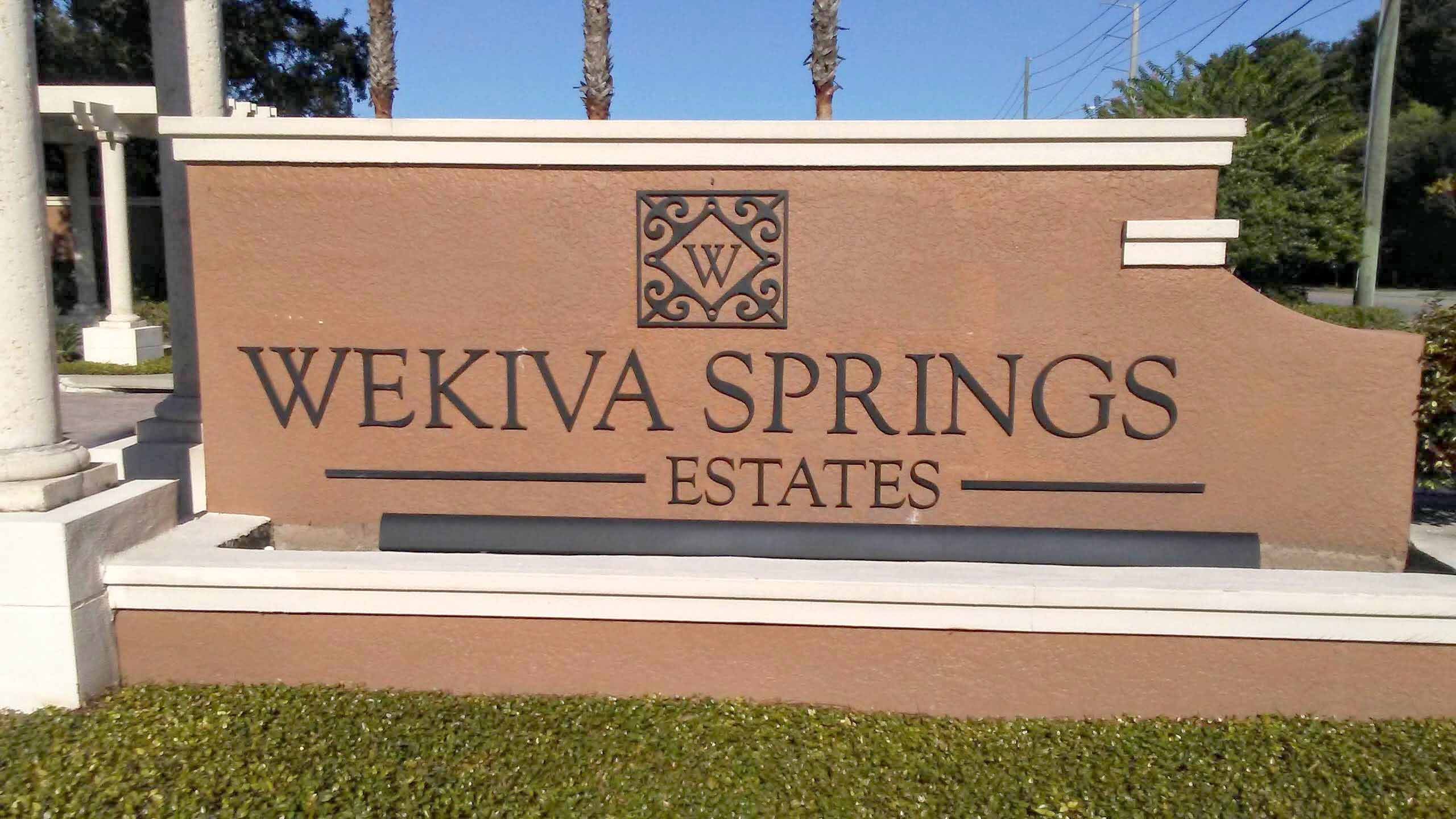 Wekiva Springs Estates, Apopka, FL  32712