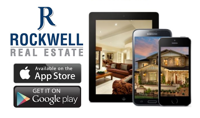 Rockwell GPS Home Search App