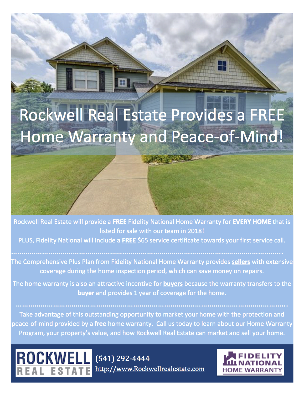 Free Home Warranty For Sellers