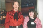 Kathleen Jurgens and Dr. Temple Grandin