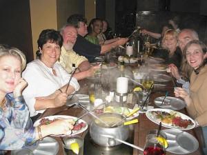 Roger Martin Properties - a Fondue Feast