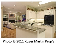 Real Estate Photos - Avoiding Converging Verticals