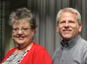Laurie Conner and John Marshall, Sales Associates with Roger Martin Properties