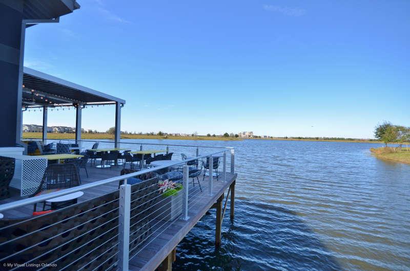 Laureate Park Lake View