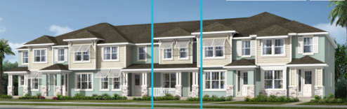 Meridian Parks Townhomes