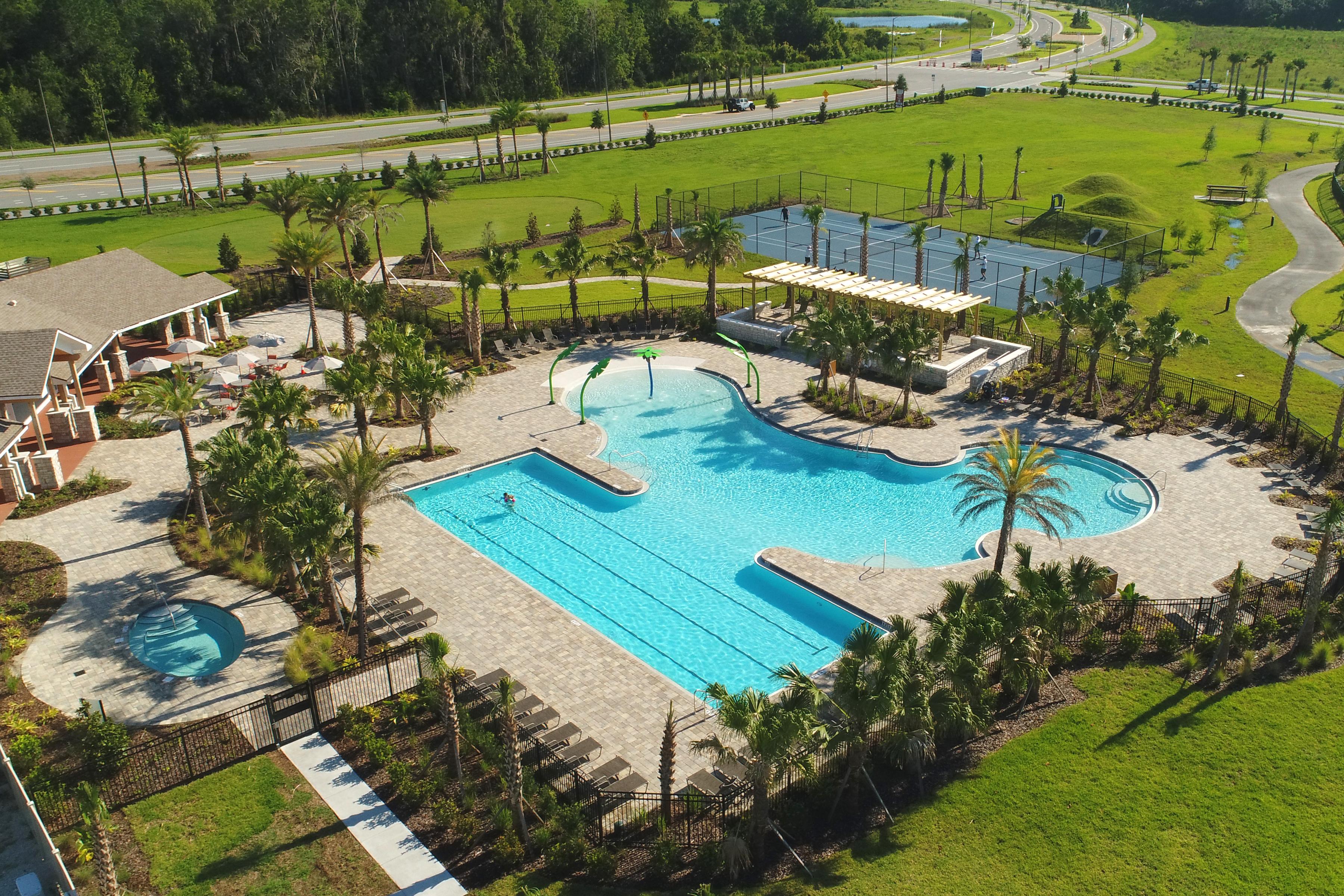 Storey Park Pool