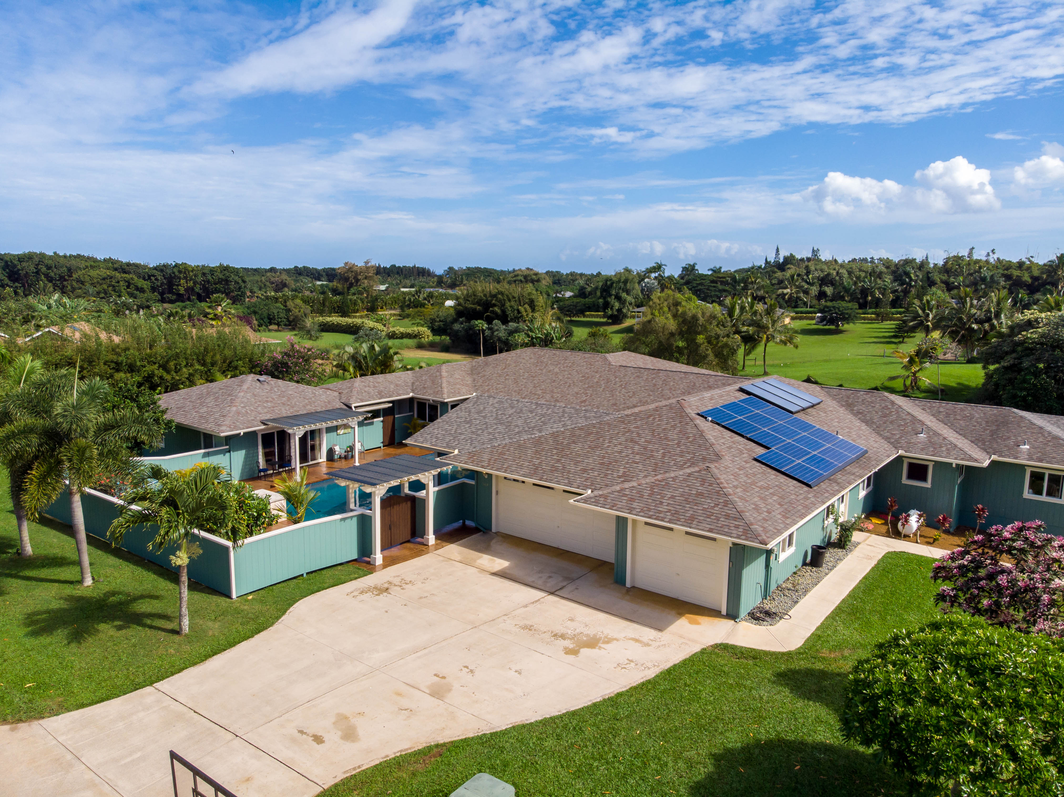1661 Huli Rd #A, Kilauea