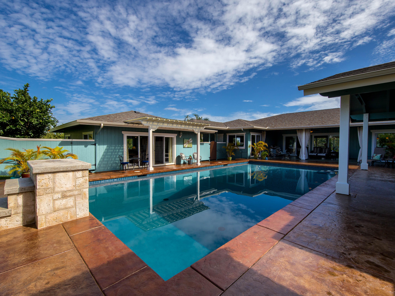 1661 Huli Rd #A, Kilauea Swimming Pool