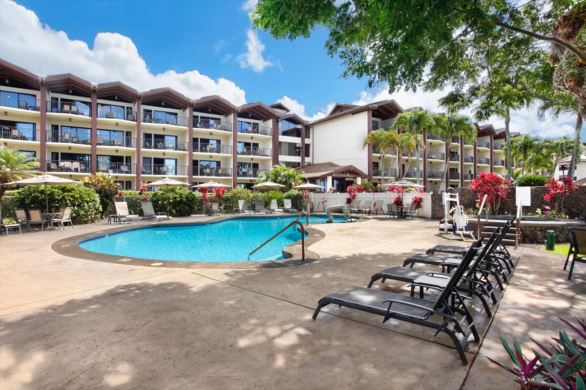 lawai beach resort swimming pool kauai hawaii rohn boyd eXp realty