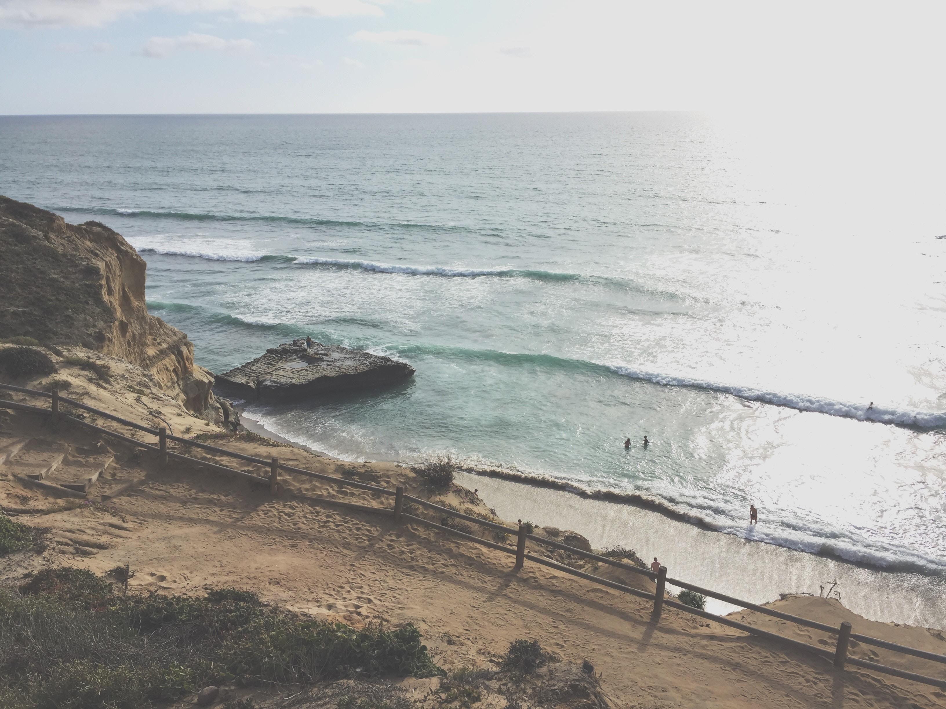 beach in San Diego