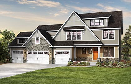 maple grove homes