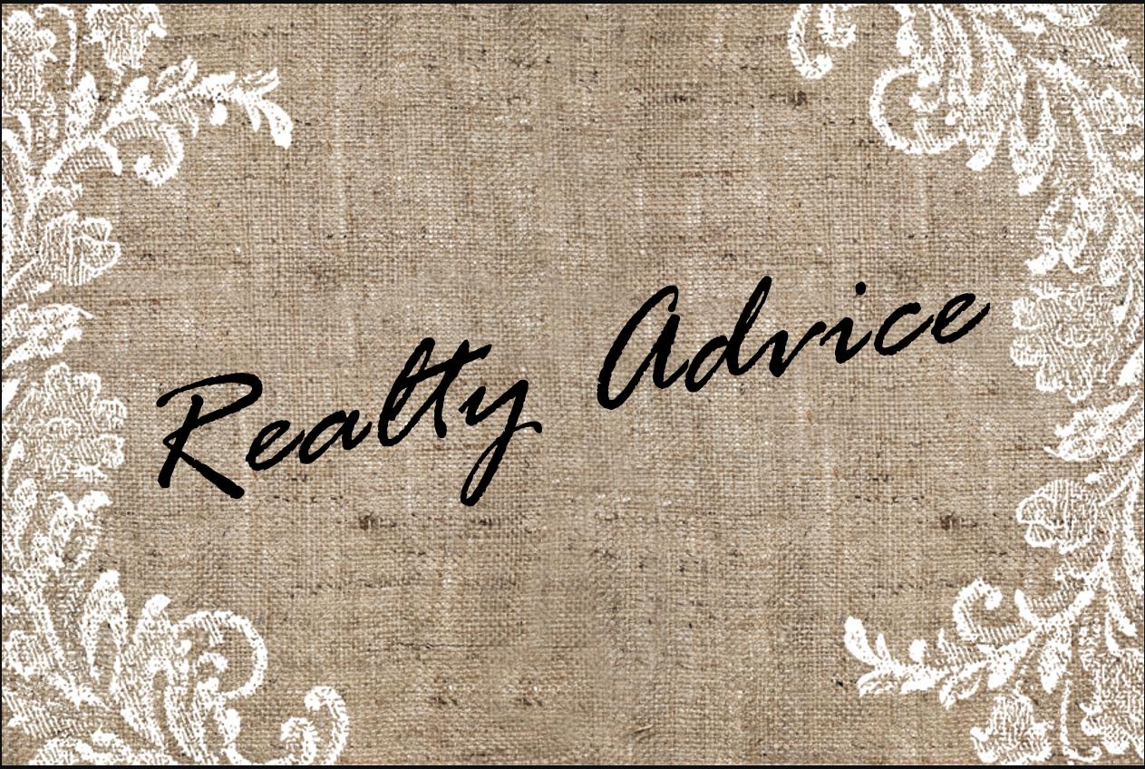 Realty Advice