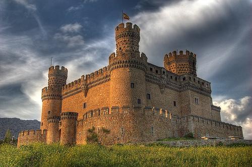 Manzanares el Real Castle