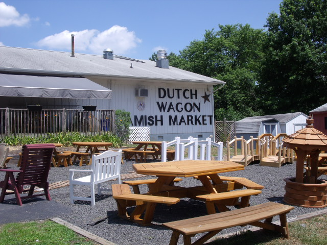 Dutch Wagon Amish Market