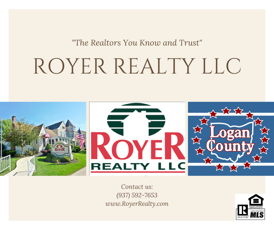 Royer Realty Serving Logan County since 1988