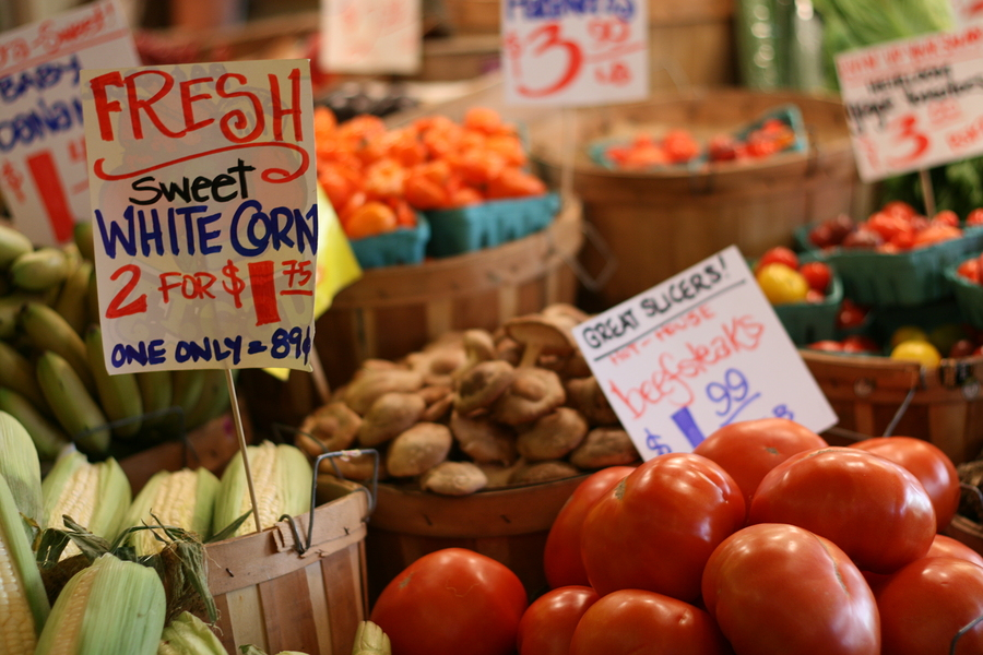Explore Farmers Markets in Snohomish County