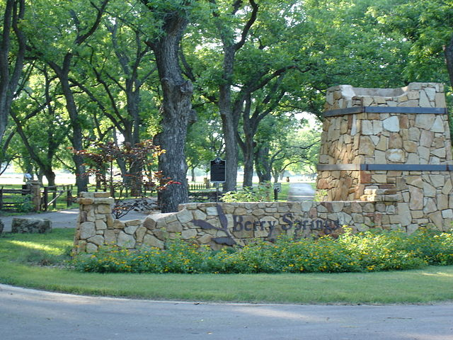 Explore Sun City Texas: Berry Springs Park and Preserve