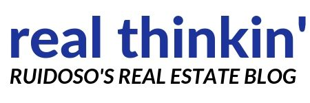 real thinkin' logo for ruidoso real estate blog