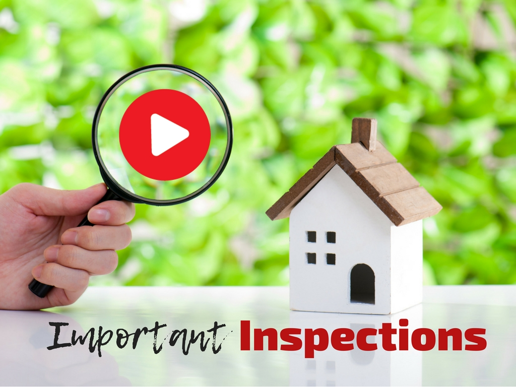 Important Inspections