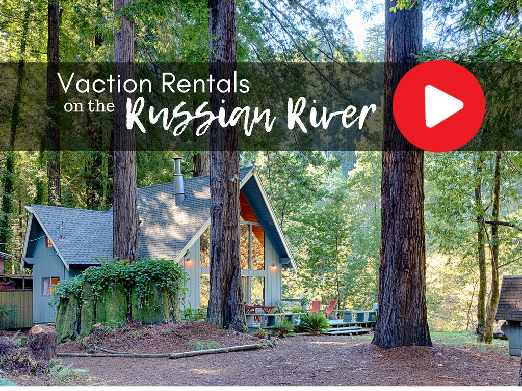 Vacation Rentals on the Russian River
