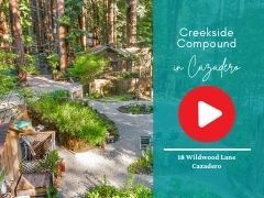 Creekside Compound in Cazadero