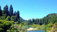 Duncans Mills River