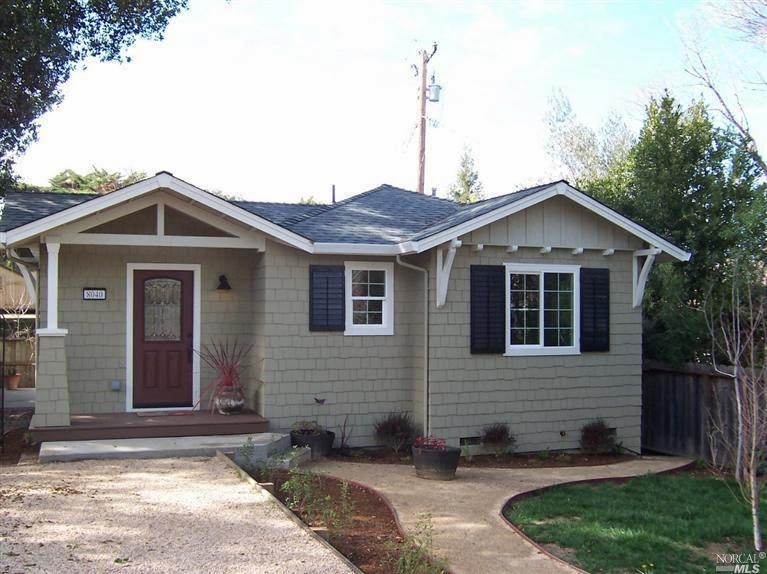 Home For Sale In Forestville CA