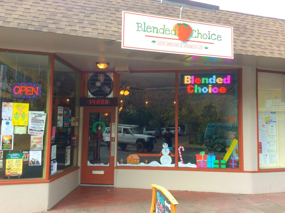 Blended Choice Guerneville