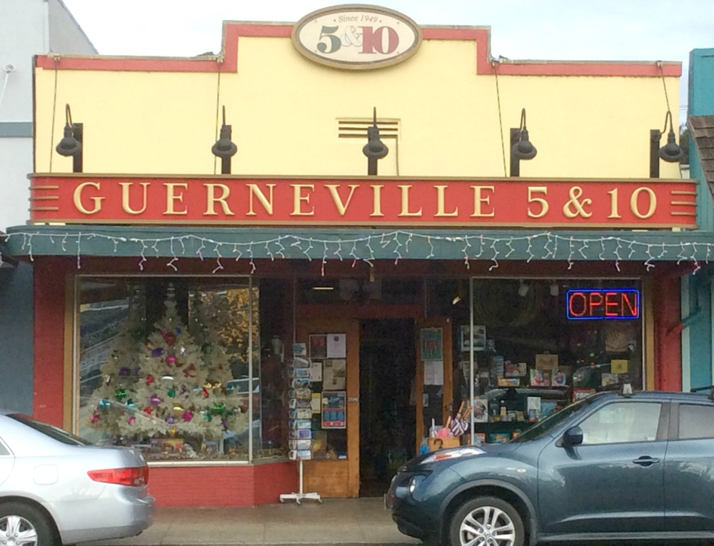 Guerneville 5 and 10