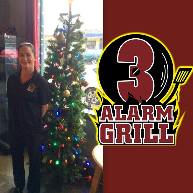 Three Alarm Grill Guerneville CA
