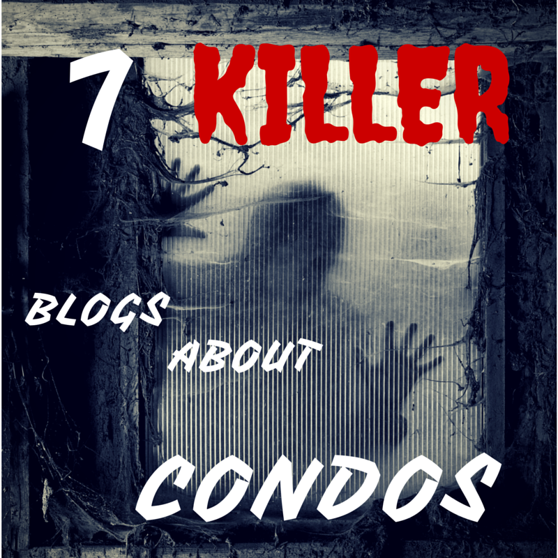 7 Killer Blogs About Condos