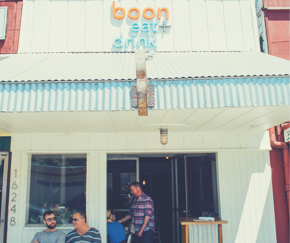 Boon Eat + Drink in Guerneville CA