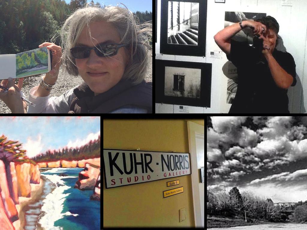 Kuhr Norris Studio & Gallery in Guerneville CA