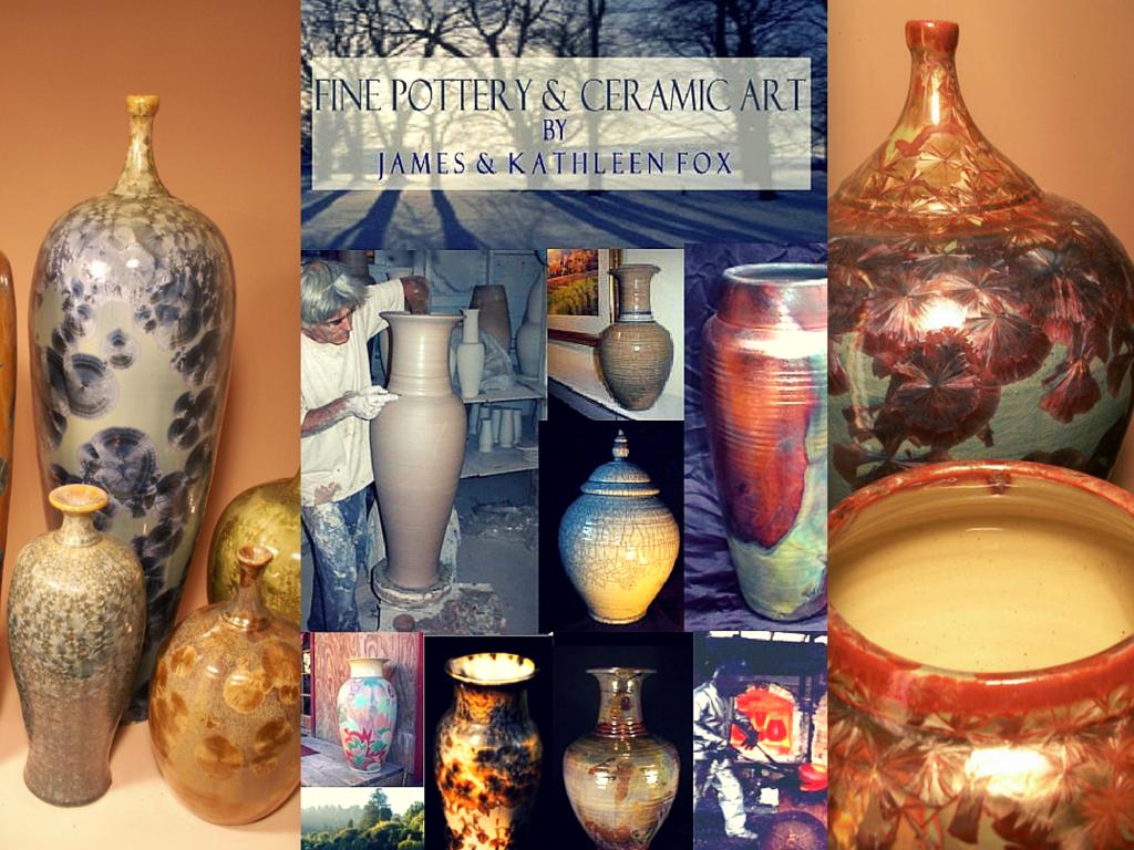 Fine Pottery & Ceramic Art